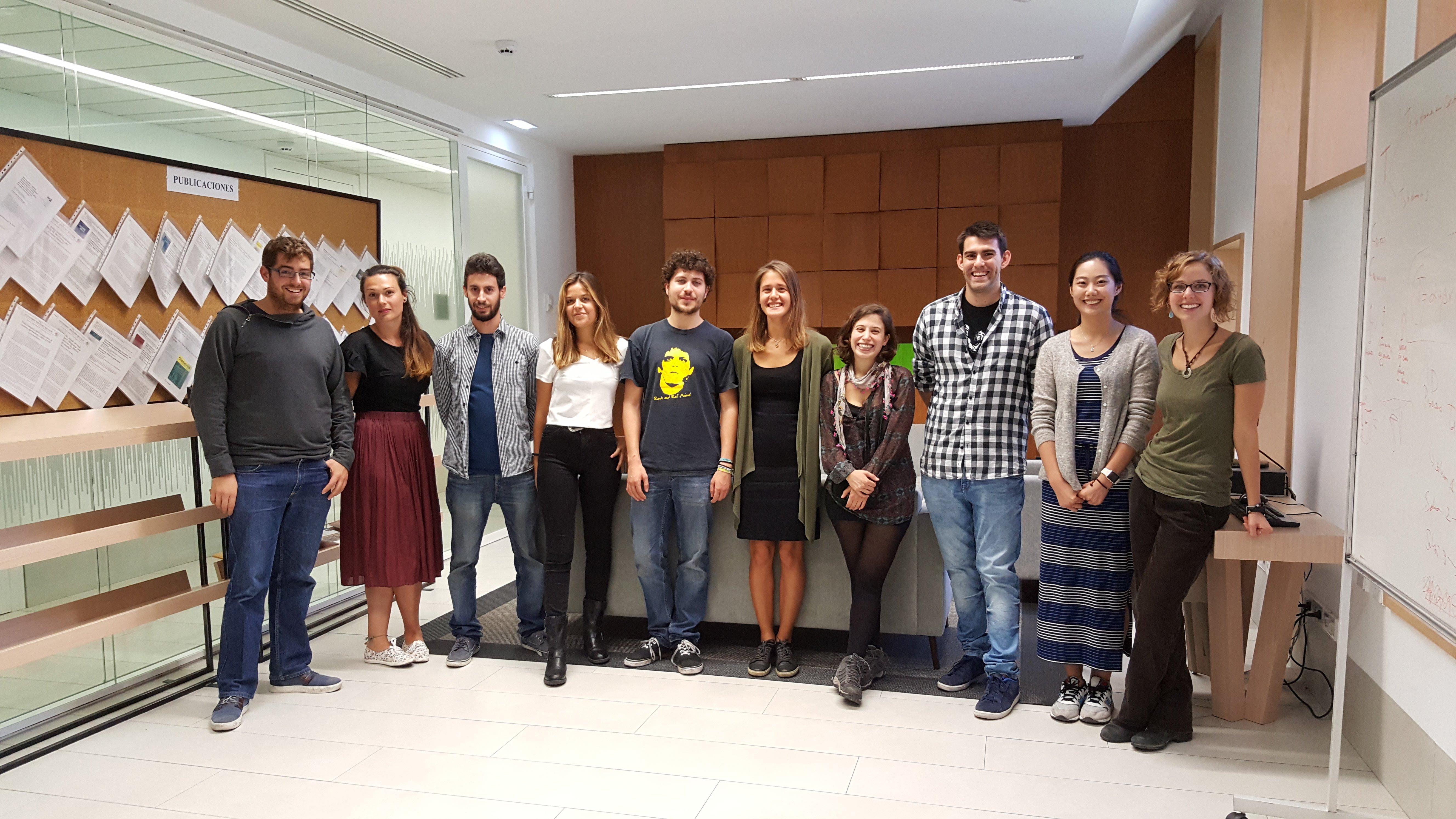 Se gradúa la primera promoción del Máster en Ciencias Sociales.